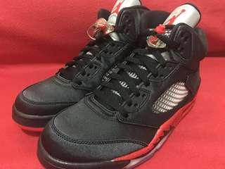 Nike Air Jordan 5 Retro Bred