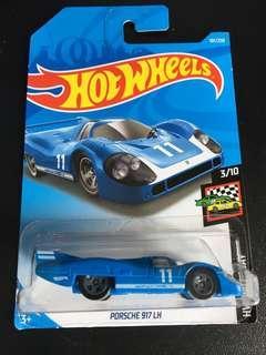🚚 Porsche 917 LH hotwheels