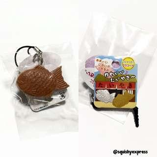 🚚 Taiyaki Fish Squishy / Squishys / Squishies