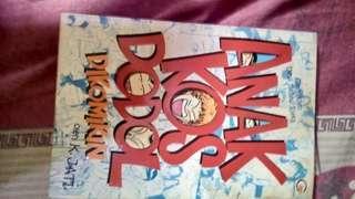 #CNY2019 Buku novel manga Komik