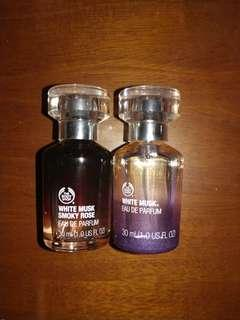 Body shop eau de parfum
