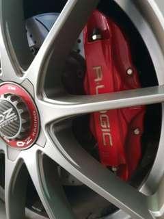 R.Logic 4 Pot Big Brake Kit for Honda