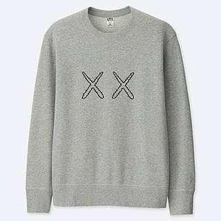 poshup Kaws x Sesame Street Sweatshirt
