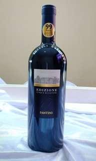 Fantini Red wine Edizione 2015 750ml