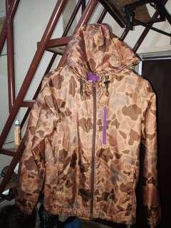 Jacket camo