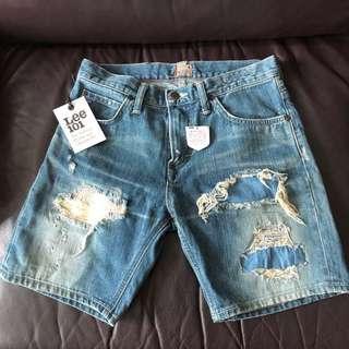 LEE 牛仔短褲-日本🇯🇵直送✈️ Made In Japan