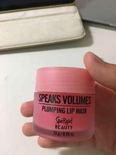 Sportsgirl speaks volume plumping lip mask