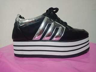 Sepatu flat shoes wanita 7cm import