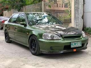 1999 Honda Civic SIR Orig Padek454 Loaded