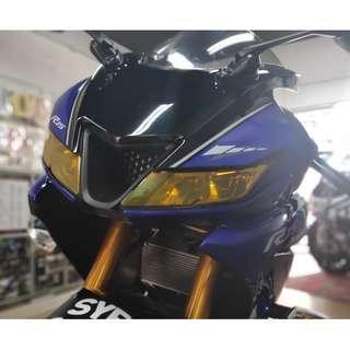 Tinted Headlamp Yamaha R15 V3