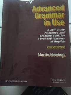 Marthin hewings - advanced grammar