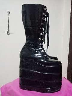 Boots flatform 15cm