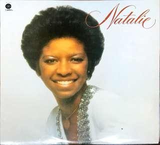 🚚 (Vinyl) Natalie cole