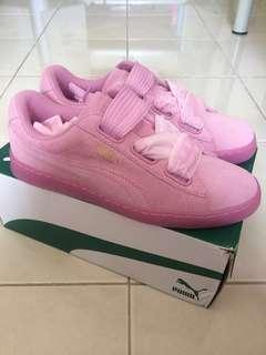 Authentic Puma Suede Heart