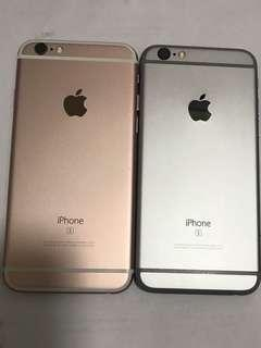 Iphone 6s 128GB Gray/Rose gold 99%new✅good battery✅玫瑰金/太空灰色128GB 99%新✅ 電池優良✅
