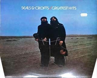 🚚 (Vinyl) Seals and Crofts