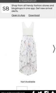 Forever new pretty summer day dress