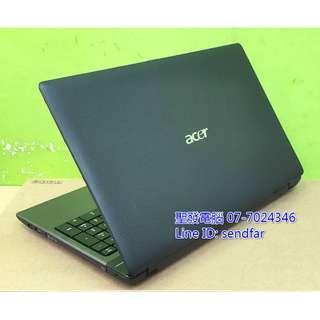 🚚 LOL全開大螢幕獨顯 ACER AS5750G i3-2310M 4G 500G 獨顯 DVD 15吋筆電 聖發二手筆電
