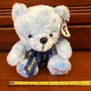 免費🎉藍色小熊