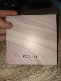 New FOCALLURE 9 WARNA Color the Life Soft Power