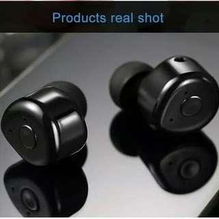 Headset Bluetooth Sport True Wireless TWS T1