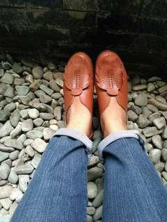Rohde leather shoes