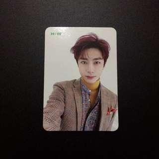 Monsta X Hyungwon The Connect POB PC