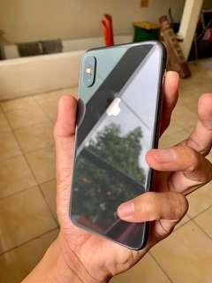 Iphone x 256GB ex garansi resmi