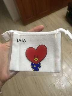 BT21 Unofficial PVC Small Pouch