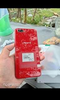 Oppo a3s Red