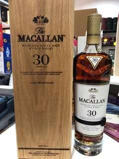 Macallan 30
