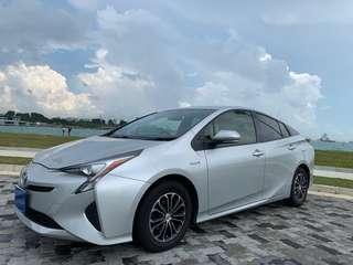 TOYOTA PRIUS HYBRID 1.8S AT ABS D/AIRBAG 2WD