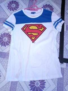 DC Superman Female Shirt