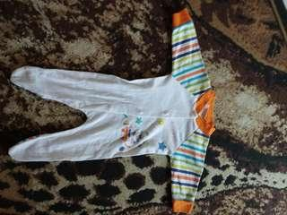 Take all baby sleepsuits