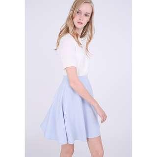 🚚 RWB Handsome Selby Dress in Blue and White
