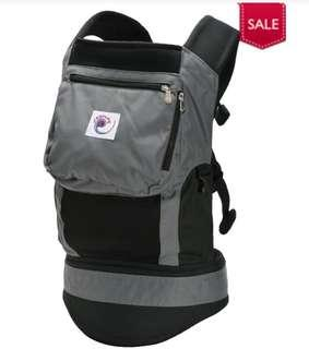 USED Ergo Baby Carrier
