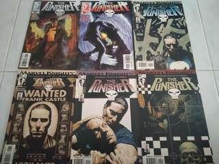 Punisher Bundle 1 (Marvel Comics)