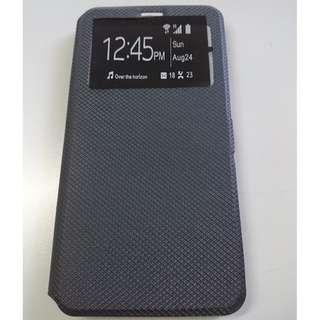 Xiaomi Mi Max 3 Phone Case (Black) (Flip type)