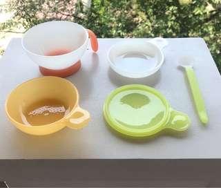 Combi Baby Tableware Set