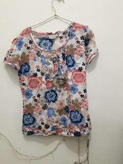 #CNY2019 Flowery shirt next