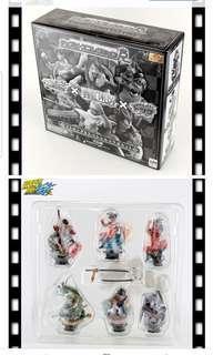 !!! 徵 !!! 全套 (或一隻卓洛) 七龍珠 × 海賊王 × 美食獵人 Dragon Ball x One Piece x 美食獵人 盒蛋 國際象棋