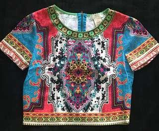Colorful Crop Top (REPRICED)