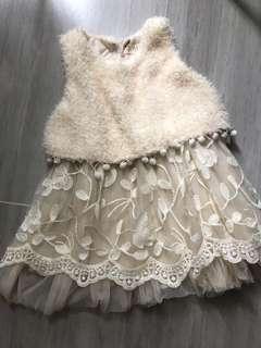 厚身公主裙