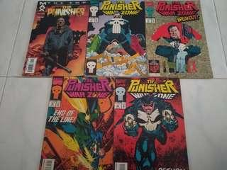 Punisher Bundle 2 (Marvel Comics)