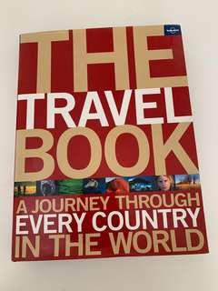 Lonely Planet Book - The Travel Book