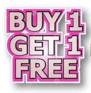 🚚 *CNY PROMOTION* BUY ONE GET ONE FREE ON PRELOVED CLOTHES!