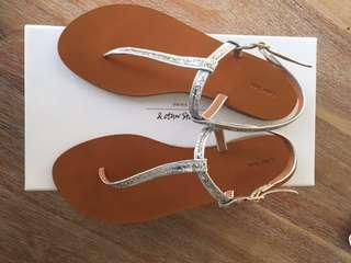 Leather Sandals & Other Stories, Size 38, Brand new, Wide fit