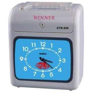 Punch Card Machine / Time Recorder / Attendance Record System ✔✔✔✔