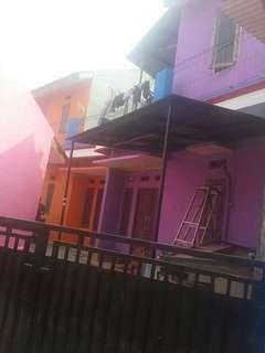 Dijual rumah kontrakan di Bogor