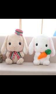 P. O. Floppy ear rabbit